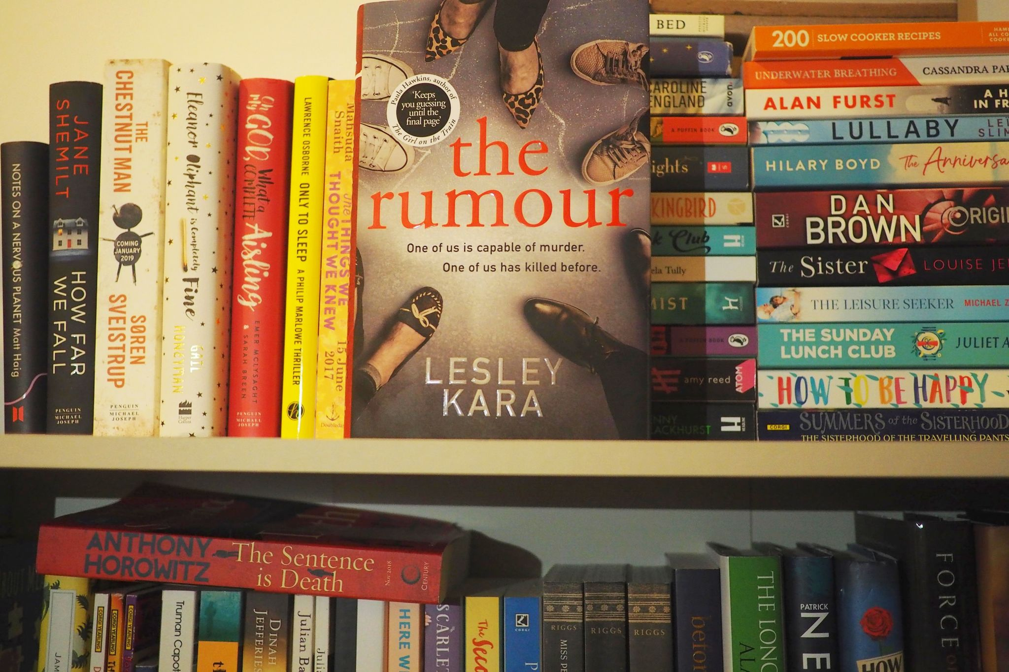 The Rumour by Lesley Kara | Book Review