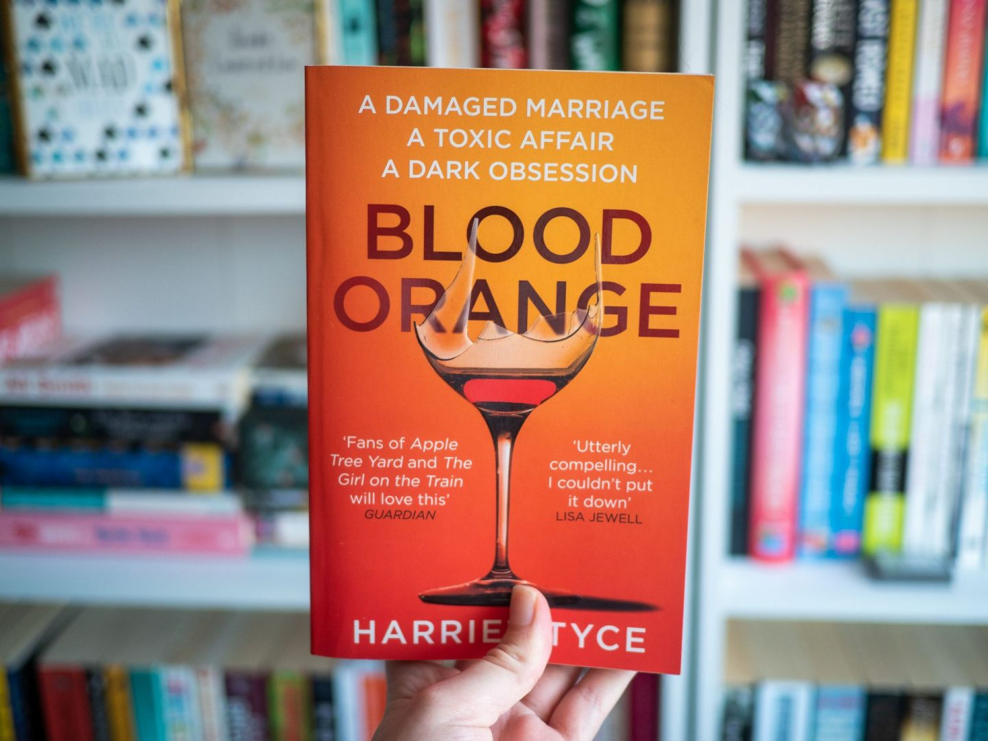 Blood Orange by Harriet Tyce | Book Review