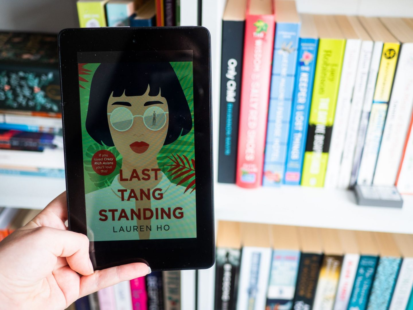 Last Tang Standing by Lauren Ho   Book Review