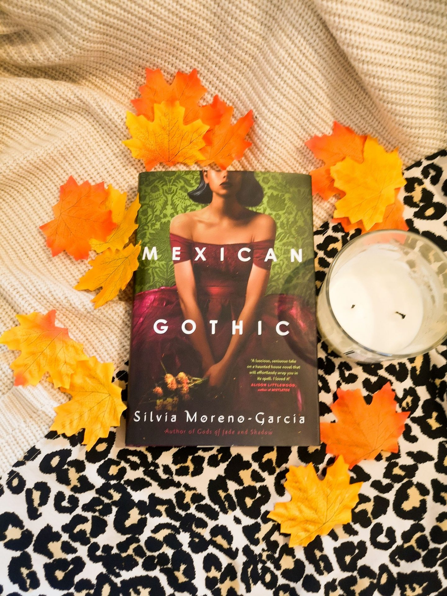 Mexican Gothic by Silvia Moreno-Garcia | Book Review