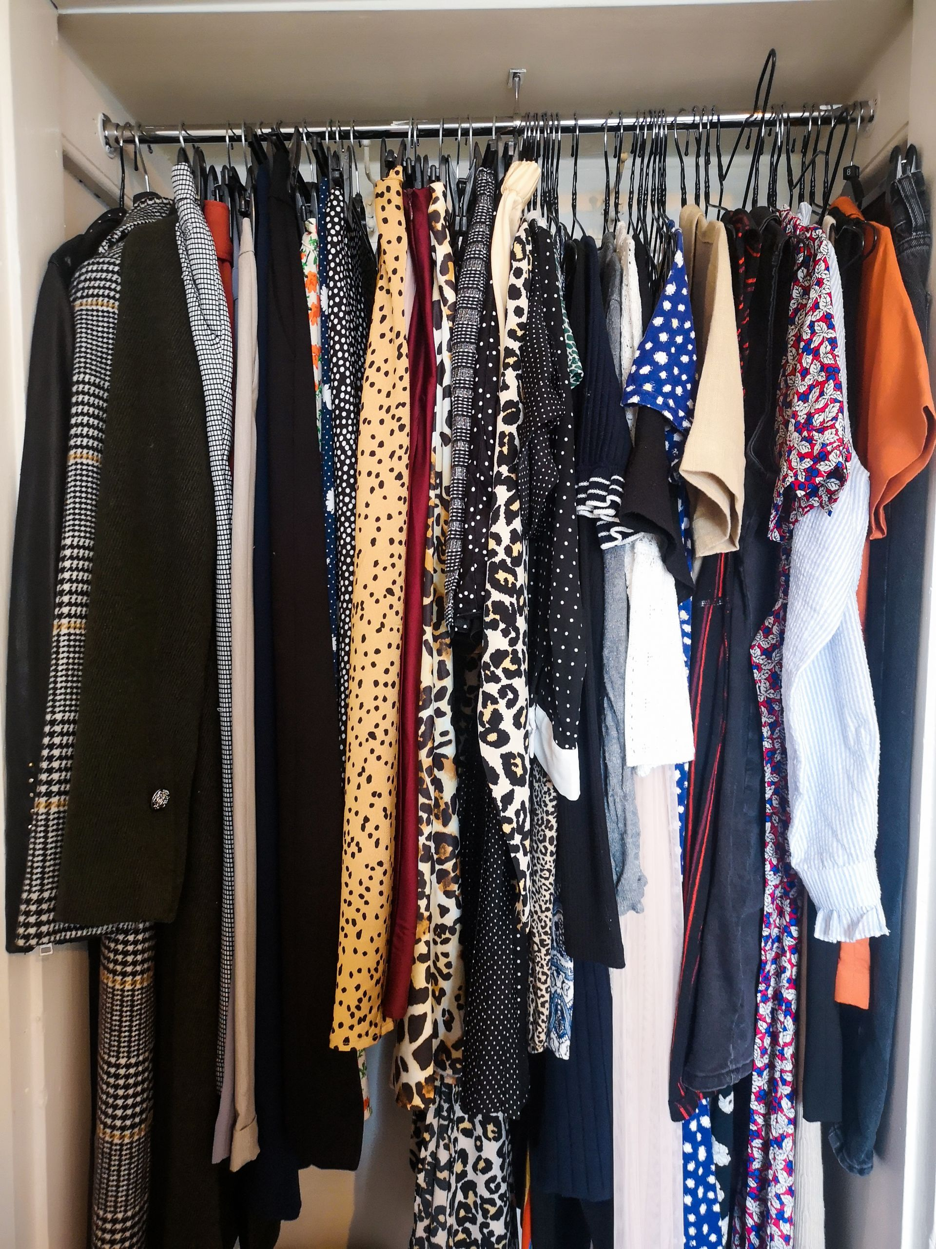 How I Stripped my Wardrobe Back during Lockdown   Ethical Fashion